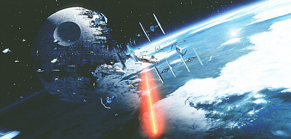 Death Star Ii Michaelieclark